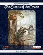 The Secrets of the Oracle (PFRPG)