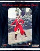 101 Pirates and Privateer Traits (PFRPG)