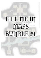 Fill me in maps Bundle [BUNDLE]