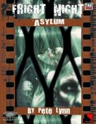 Fright Night: ASYLUM