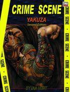 Crime Scene - Yakuza