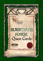 Dungeon Crawl - Blackthorn Forest Quest