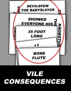 Vile Consequences Free Version