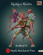 Fantasy Fiends: Kobolds!