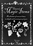 Unusual Magic Items