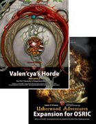 UA Expansion for OSRIC / Valencyas Horde PDF [BUNDLE]