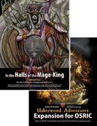 UA Expansion for OSRIC / Halls of the Mage-King [BUNDLE]