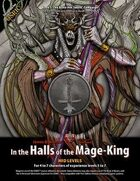 In the Halls of the Mage-King (.epub)