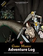 Game Master Adventure Log