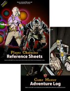 Game Master Forms Kit [BUNDLE]