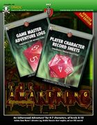 The Awakening/GM Forms [BUNDLE]