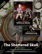 The Shattered Skull/GM Forms [BUNDLE]