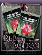 The Rebel Faction/GM Forms [BUNDLE]