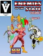 Enemies of the State vol 1 Issue 4 [M&M3e]