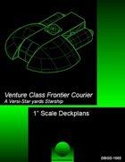 "Venture Class 1"" scale maps"