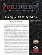 Hellfrost Region Guide #51: Taiga Elfhomes