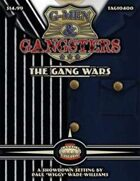 G-Men & Gangsters Core Setting Book