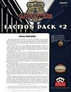 G-Men & Gangsters Faction Pack #2