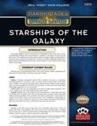 Daring Tales of the Space Lanes: Starships of the Galaxy