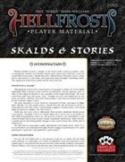 Hellfrost: Skalds and Stories