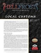 Hellfrost: Local Customs