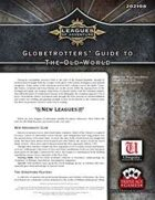 Leagues of Adventure - Globetrotters' Guide to the Old World