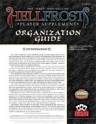 Hellfrost: Organization Guide