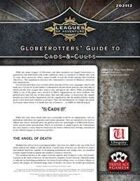 Leagues of Adventure - Globetrotters' Guide to Cads & Cultists