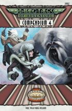 Daring Tales of Adventure Compendium Four