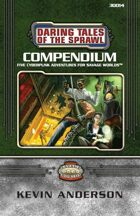 Daring Tales of the Sprawl Compendium