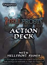 Hellfrost Action Deck