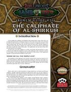 Hellfrost Land of Fire Realm Guide #20: The Caliphate of Al-Shirkuh