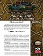 Hellfrost Land of Fire Realm Guide #23: Al-Korsar, City of Corsairs