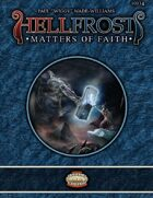 Hellfrost: Matters of Faith Standard Edition