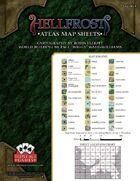 Hellfrost Map Sheets