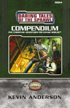 Daring Tales of the Sprawl Compendium 1