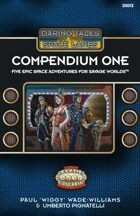 Daring Tales of the Space Lanes Compendium 1