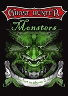 Ghost Hunter: Monsters