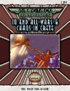 Daring Tales of Adventure #01 - To End All Wars & Chaos on Crete