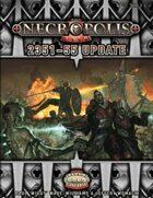 Necropolis 2350 - 2351-55 Update