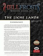 Hellfrost Region Guide #2: The Liche Lands