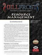 Hellfrost: Resource Management