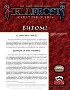 Hellfrost Creature Guide: Bufomi