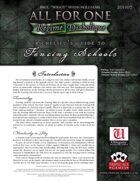 Richelieu's Guide to Fencing Schools