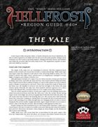 Hellfrost Region Guide #40: The Vale