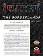 Hellfrost Region Guide #44: The Borderlands