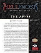 Hellfrost Region Guide #45: The Abyss