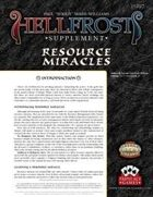 Hellfrost: Resource Miracles