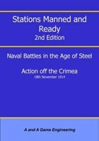 Stations Manned and Ready - 2nd Edition - Action off the Crimea