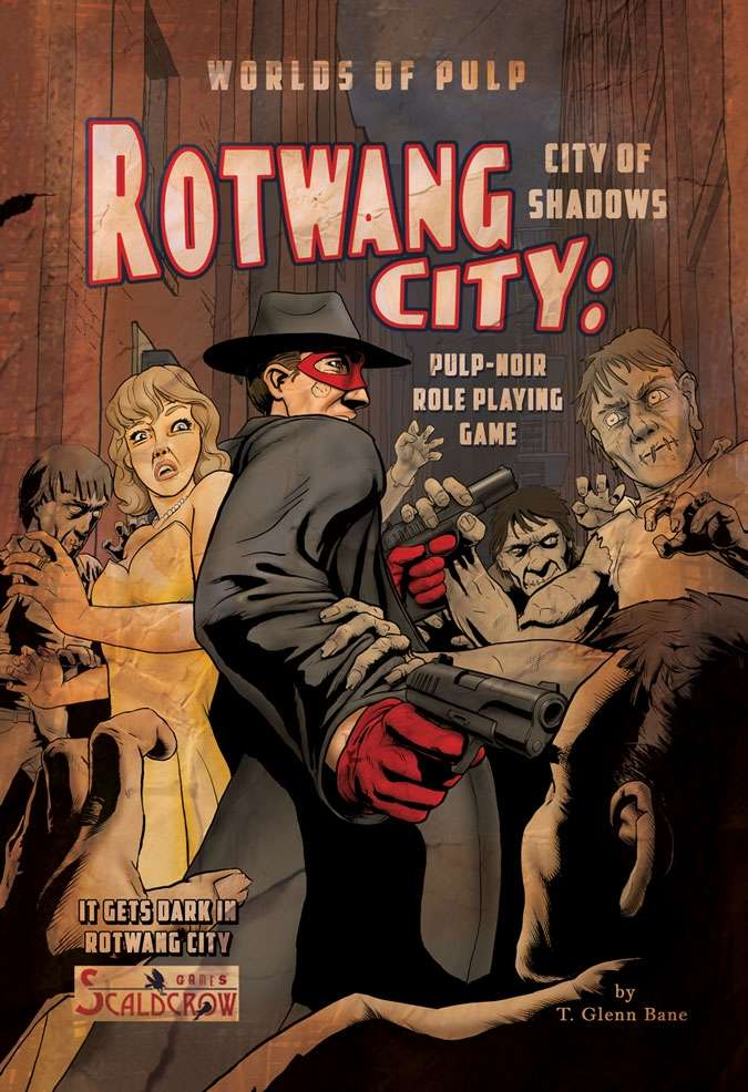 Rotwang City-City of Shadows RPG